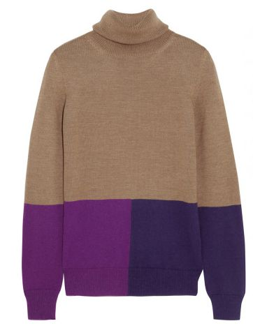 Altuzarra Doisneau color-block merino wool sweater $895