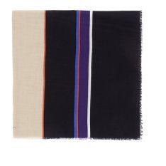 Givenchy Bauhaus stipe wool scarf $660