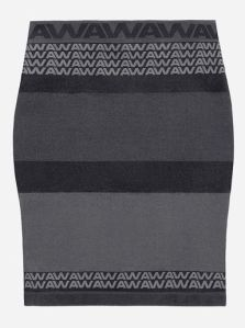 Jacquard-knit skirt 49.99 euros