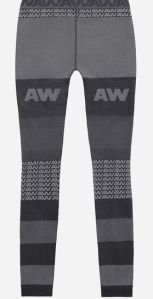 Jacquard-knit sports tights 49.99 euros