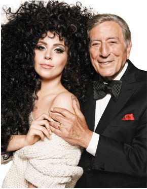 Lady Gaga+Tony Bennet