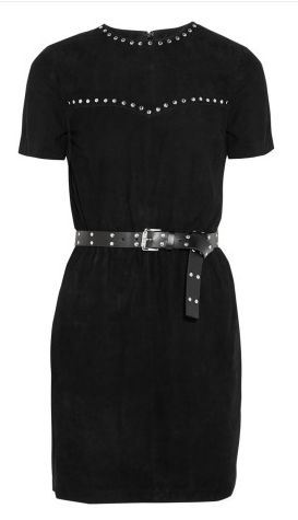 Michael Michael Kors studded suede dress, $550 @net-a-porter