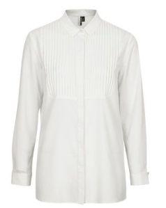 Pleated Bib Front Shirt 52.00euros