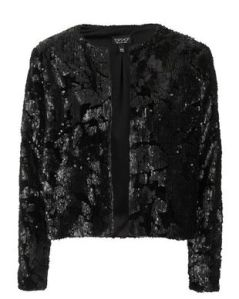 Velvet Sequin Jacket 72.00euros