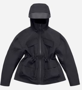 Windproof jacket 149euros