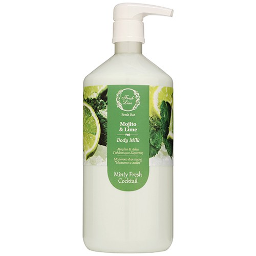 Mojito and Lime Body Milk